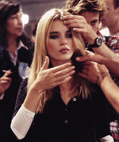 beauty, blonde and kate moss