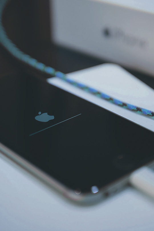 Apple tumblr image 4006503 by sharleen on - Wallpaper iphone 5s space grey ...