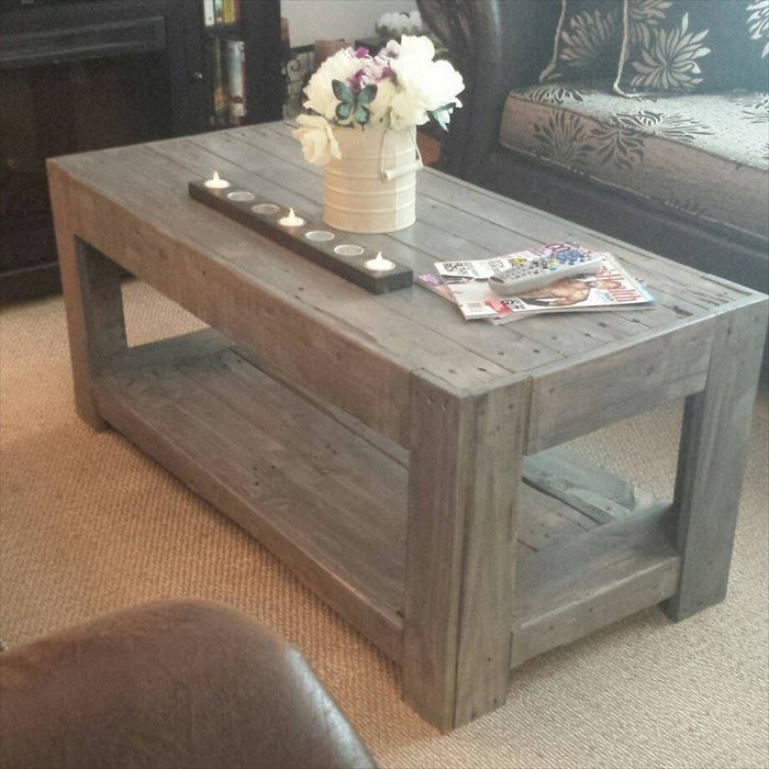 Pallet coffee table | Etsy