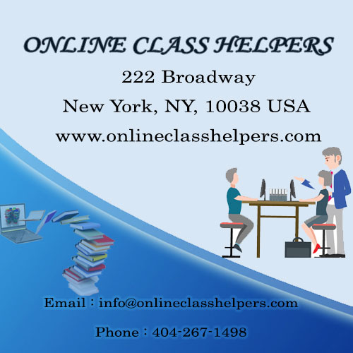 Pay someone to do online class