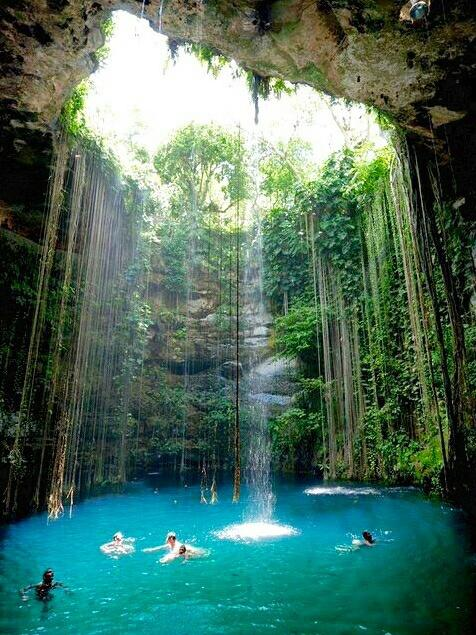 adventure, beautiful, beauty, cave, discover, fun, green, landscape, nature, paradise, perfect, summer, travel, travelling, wanderlust, water, weheartit, world