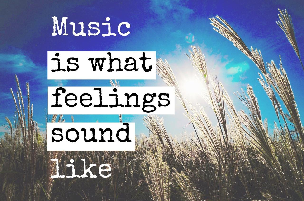 blue skies, easel, feelings, feels, field, font, lyrics, music, nature, phrases, qotd, quotes, rhythm, sayings, songs, sound, sounds, sun, text, tunes, typography, wallpaper, words, easel app, made with easel