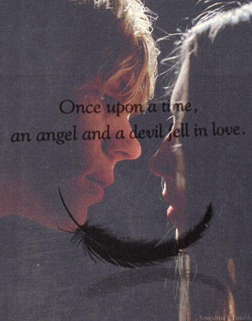 angel and devil love quotes - photo #38