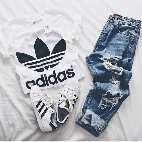 adidas shoes style image 4093023 by