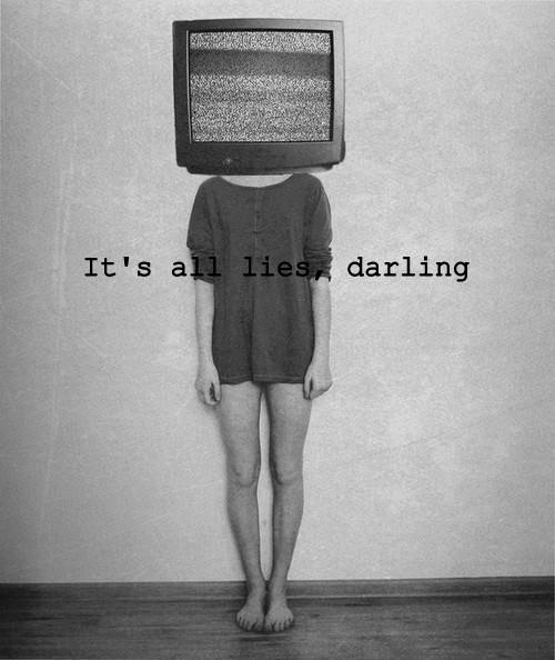 alternative, black and white, grunge, indie, television, truth