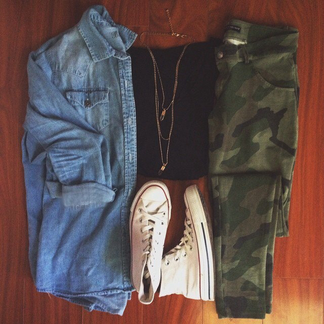 all star, fashion, girls, jacket, jeans, outfits, shoes, style, sweater, t-shirt