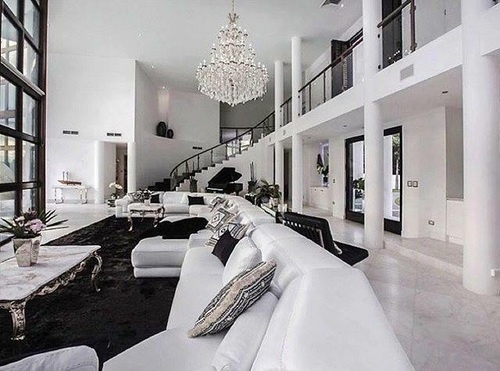 goals home life goals living room luxury image