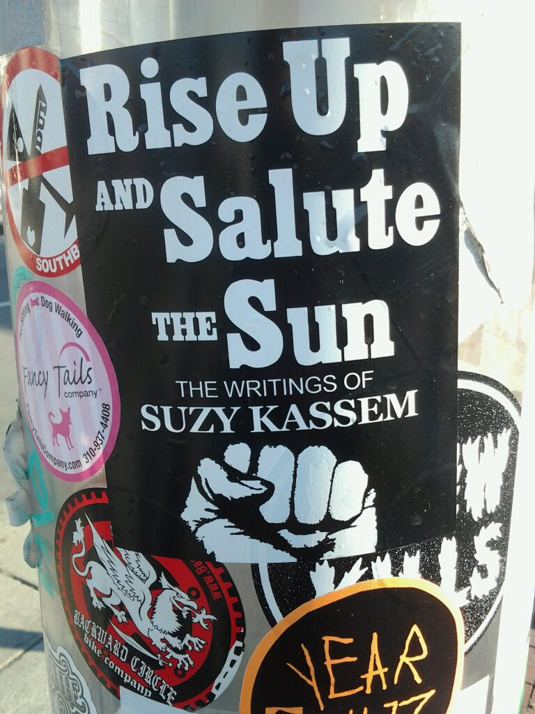suzy kassem poetry, suzy kassem, rise up and salute the sun and book