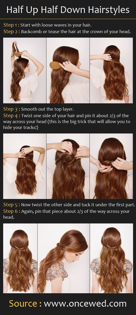 Cute Girls Hairstyle Tutorial Step by Step  Apps on