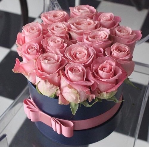 flowers, chic, fleurs, pink, roses
