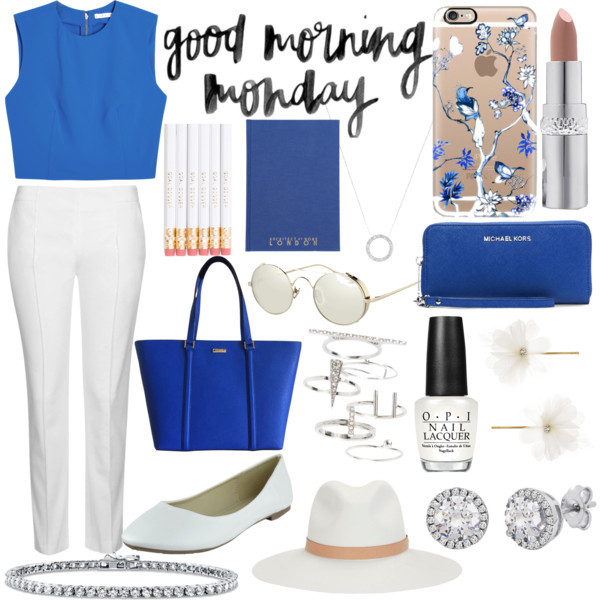 blue, phone, michael kors, style, preference