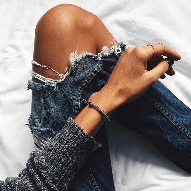 hands, ripped jeans, clothes, hipster, retro