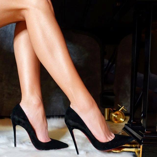 piano, lousies, beautiful, loub, heels