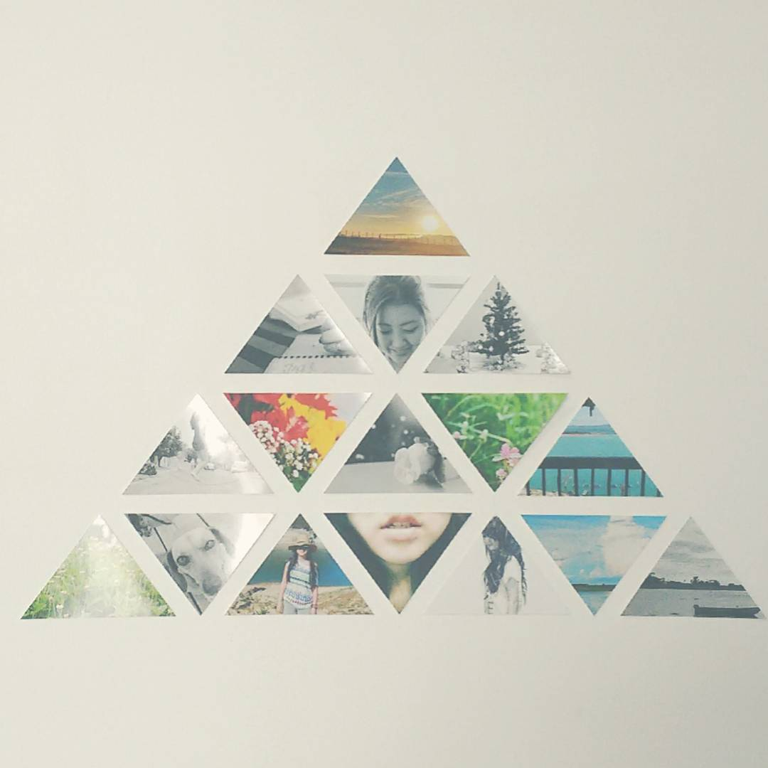 indie, diy, boho, triangle, pictures