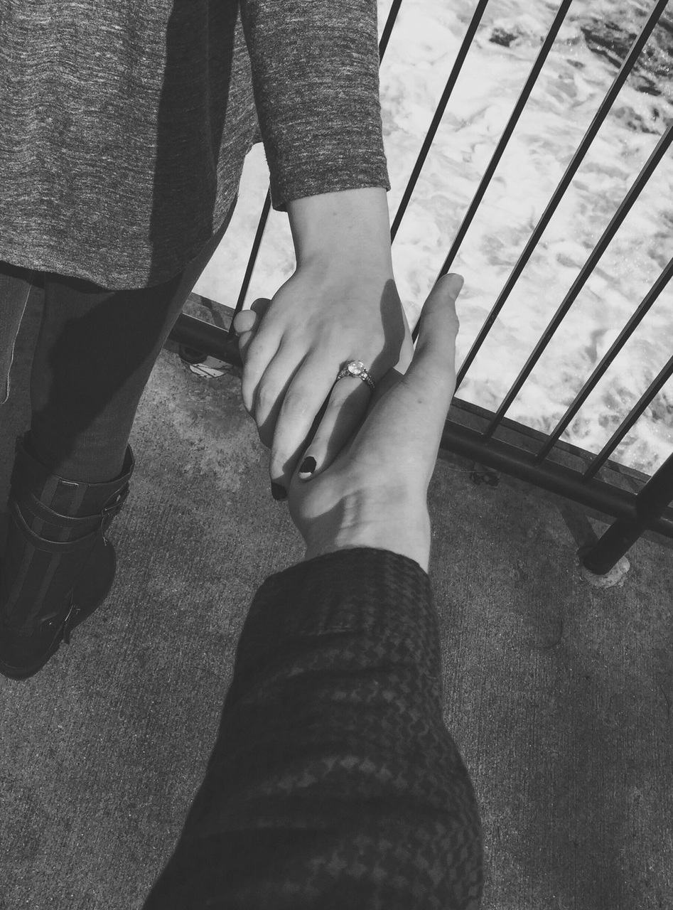 Ring Love Distance And Hands Image 4261648 On Favim Com