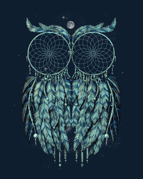 art, wallpaper, hipster, owl, background