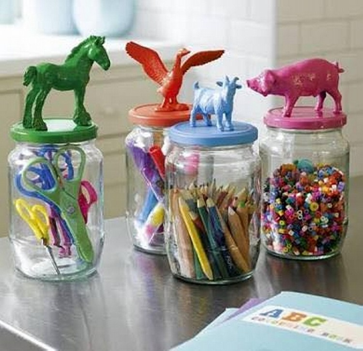 Creative Ideas For Glass Jars Recycled Things Image 4277213 On Favim Com
