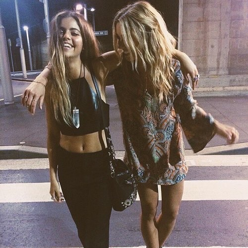 friendship, bestfriends, goals and tumblr