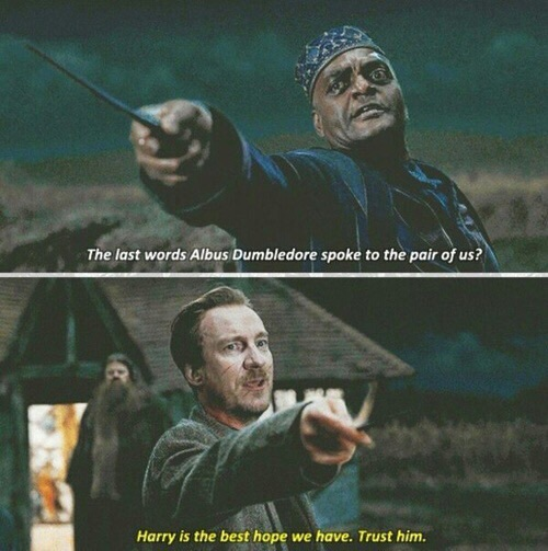 harry potter, kingsley, movies, quote, remus lupin