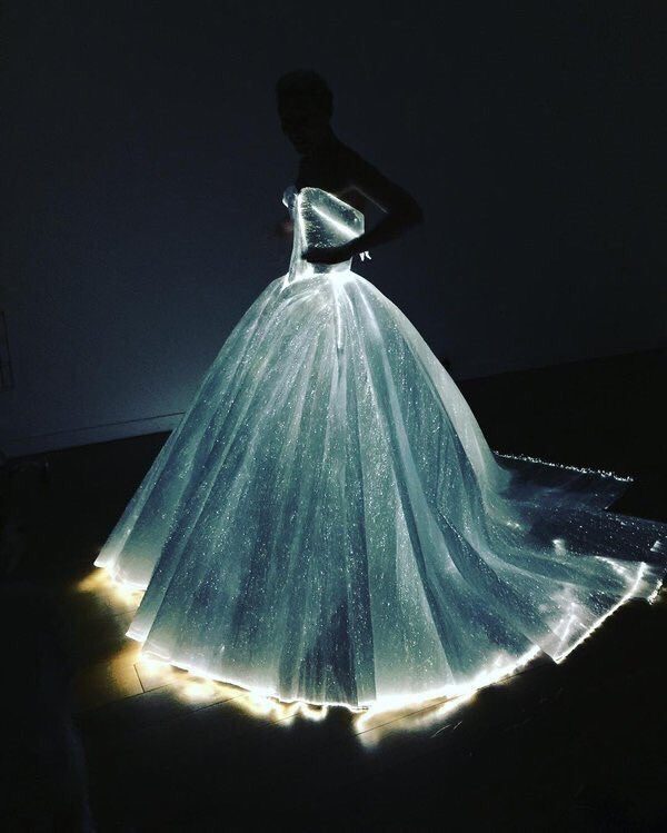 celebrity, cinderella, dress and lights