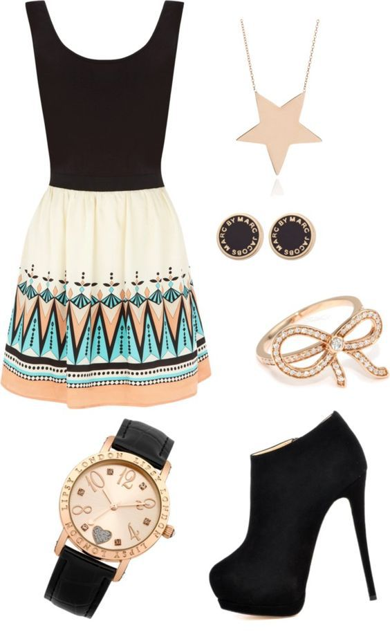 Girly Outfit by weinerichjg on Polyvore- - image #4395123 ...