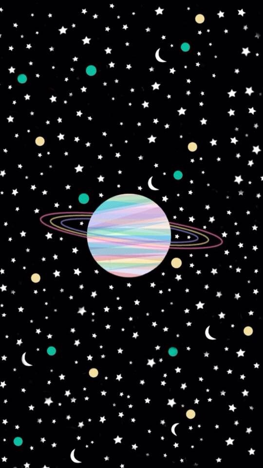 background, dark, galaxy, planets, space - image #4399593 ...