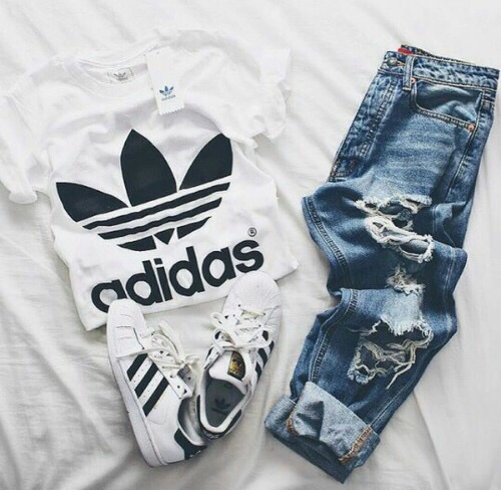 adidas, aesthetic, alternative, beauty, black