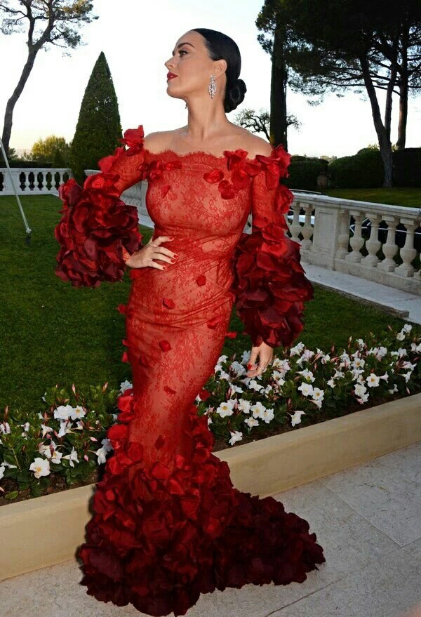 cannes, katy perry