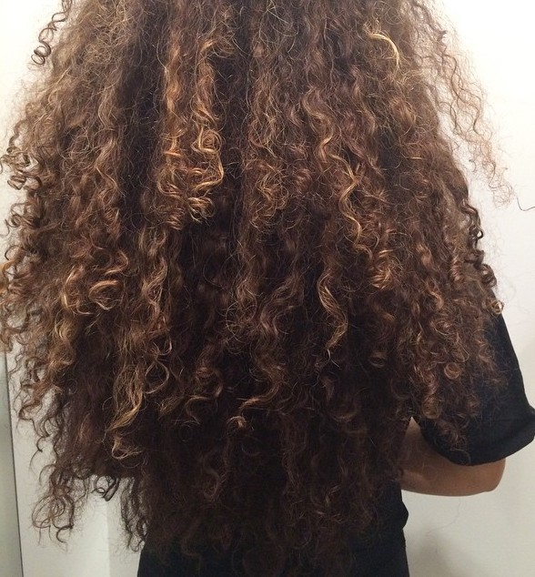 beauty, curly, girls and hair