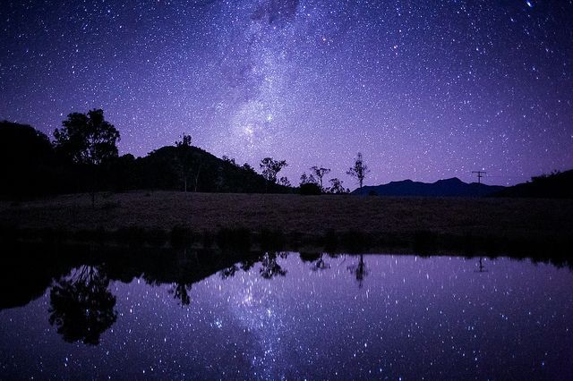 beautiful, black, galaxy, landscape, landscapes