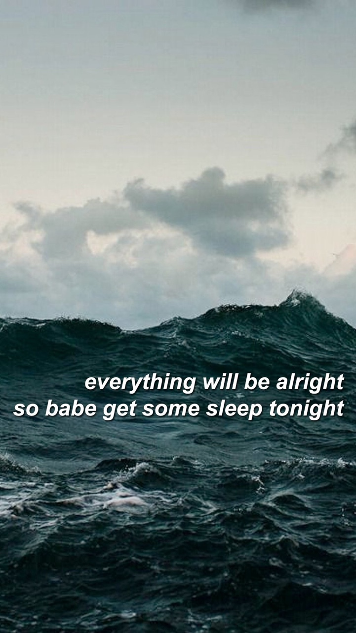 babe, lyrics, ocean, quotes, waves