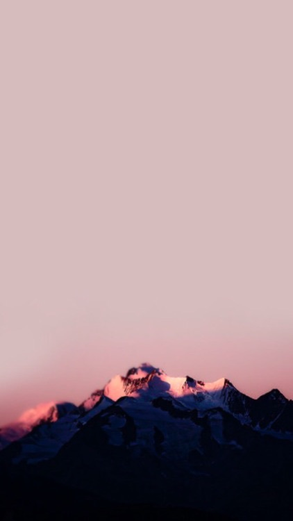 aesthetic, background, mountain, natural, pale