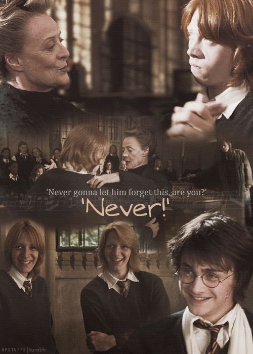 fred and george weasley, funny, harry potter and hogwarts