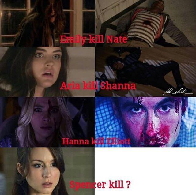 alison dilaurentis, aria montgomery, ashley benson, emily fields, funny