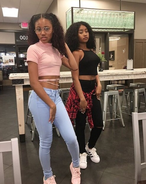 baddies, black girls, ... Swag Outfits For Girls For School