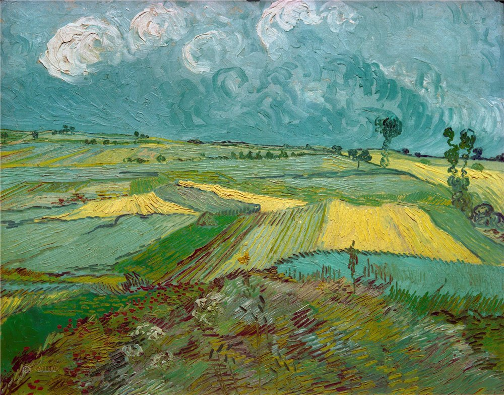 van gogh 2 List of works by vincent van gogh is an incomplete list of paintings and other works by the dutch artist vincent van gogh (1853-1890) little appreciated during his lifetime, his fame grew in the years after his death.