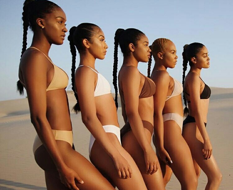 beautiful, beauty, bikini, black power, black women