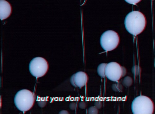 balloons, black and white, darkness, feelings, grunge