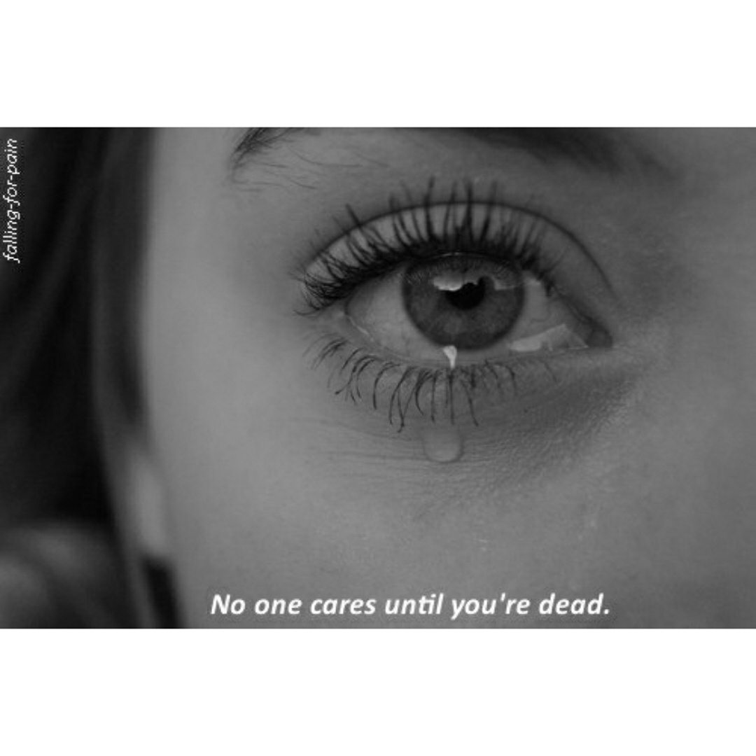 broken, cares, cry, crying, dead
