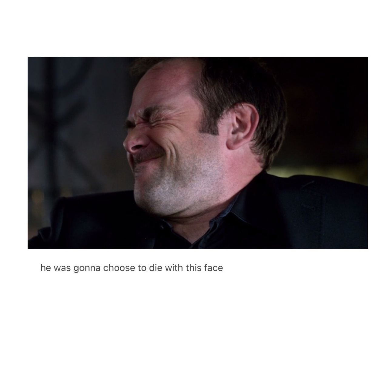crowley, spn, supernatural, tumblr - image #4642258 by Sharleen on