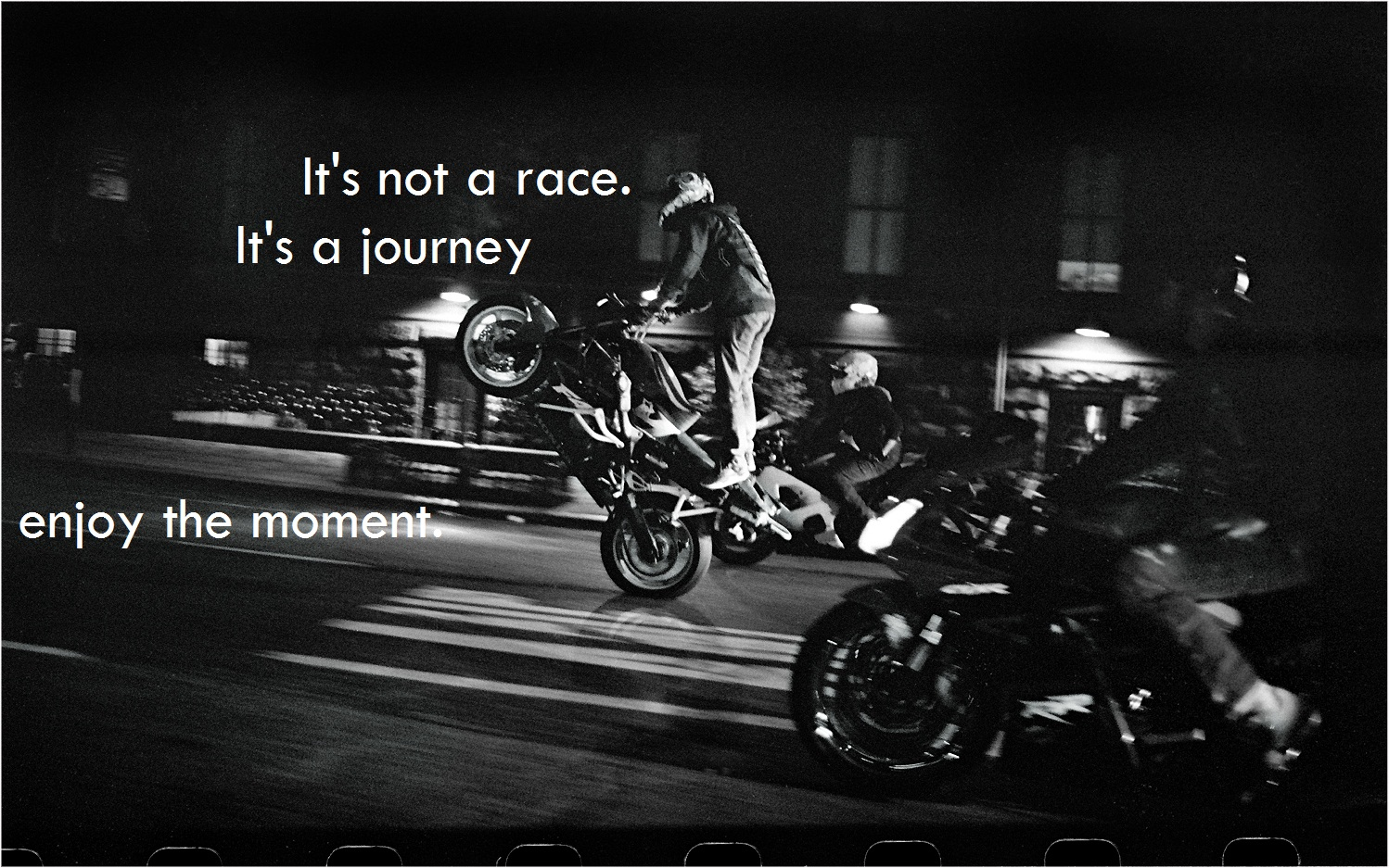bike, drive, moment, quotes, race