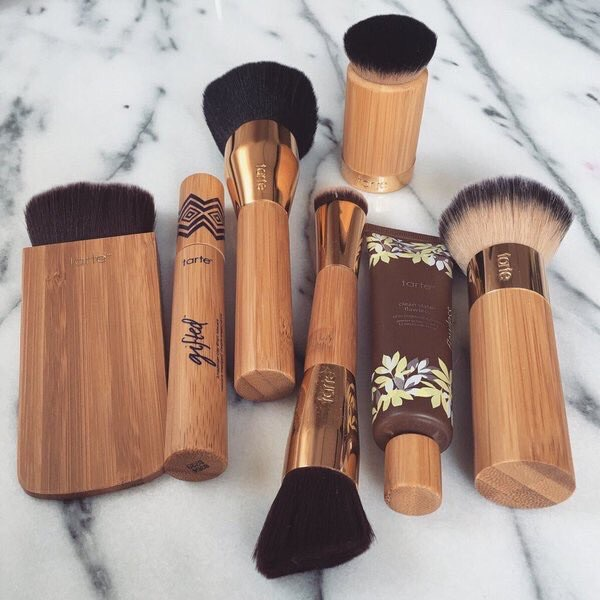 Tarte brushes set sephora
