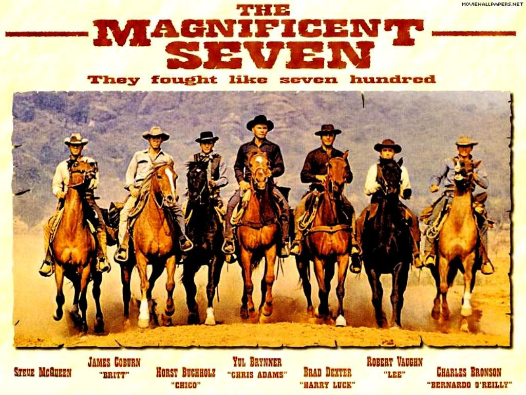 the magnificent seven full movie free