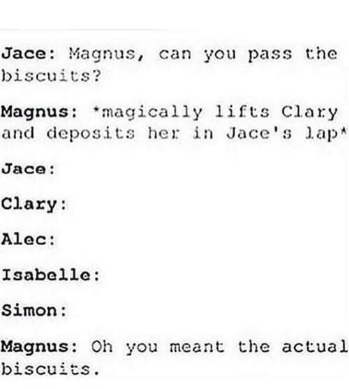 alec lightwood, clary fray, funny, hilarious, jace herondale