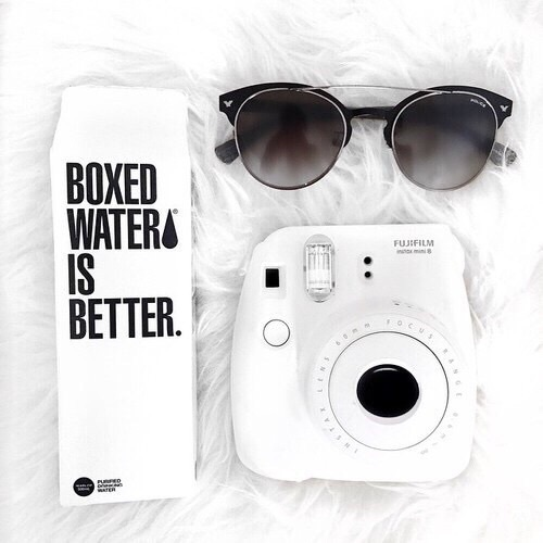 camera, feed, polaroid, sunglasses, tumblr