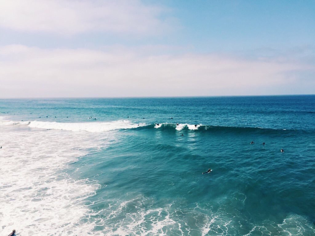 ocean, sea, tumblr, waves