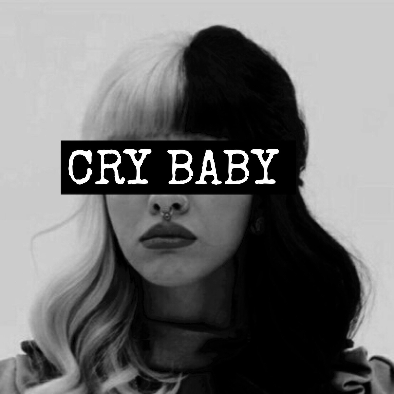 Black and white cry baby lyrics melanie martinez music