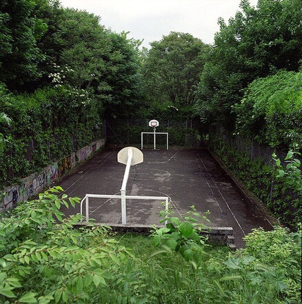 aesthetic, architecture, art, basketball, court