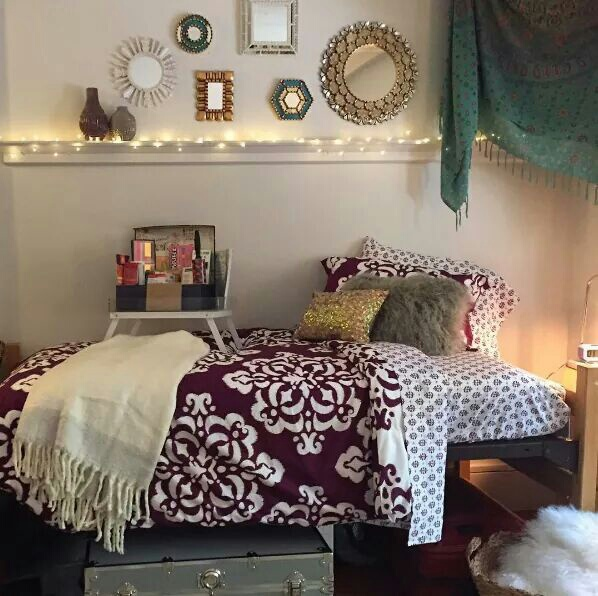 aesthetic, apartment, beauty, bed, bedroom