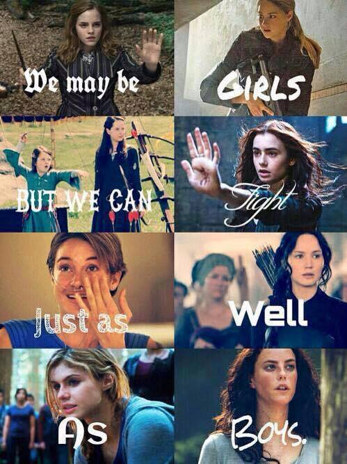 divergent, girl, harry potter, narnia, the hunger games